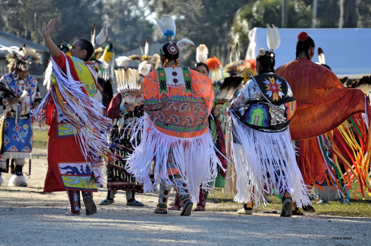 Cultural Festival, Brighton Field Days, Lake Okeechobee