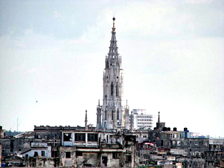 Church Tower Havana