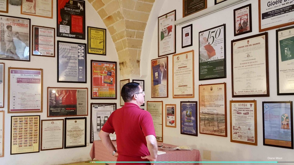 Wall Of Fame, Wine Awards