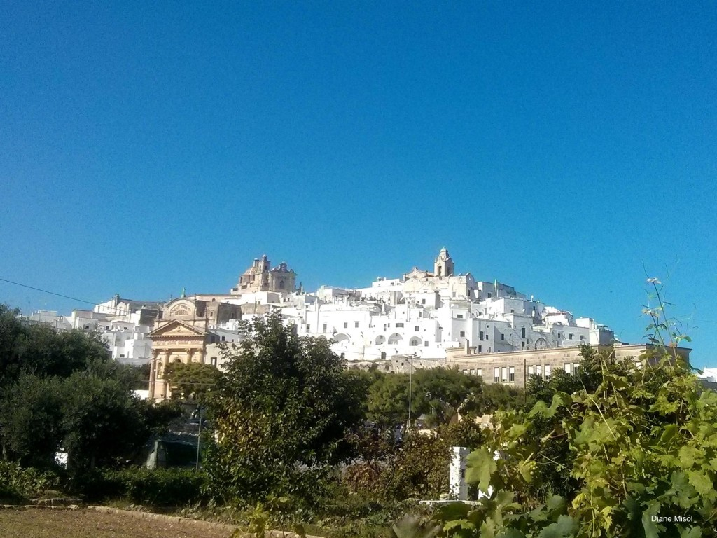 Ostuni, Italy, The White Town