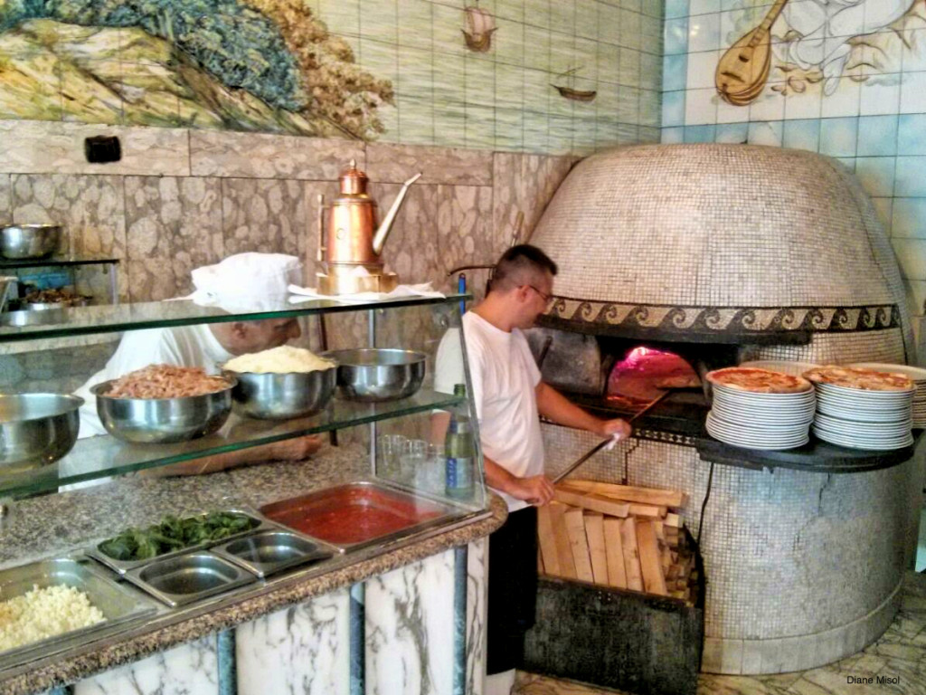 Trianon Pizza Oven