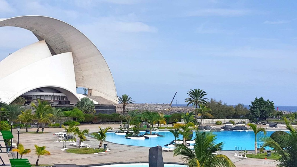Auditorio de Tenerife, Canary Islands