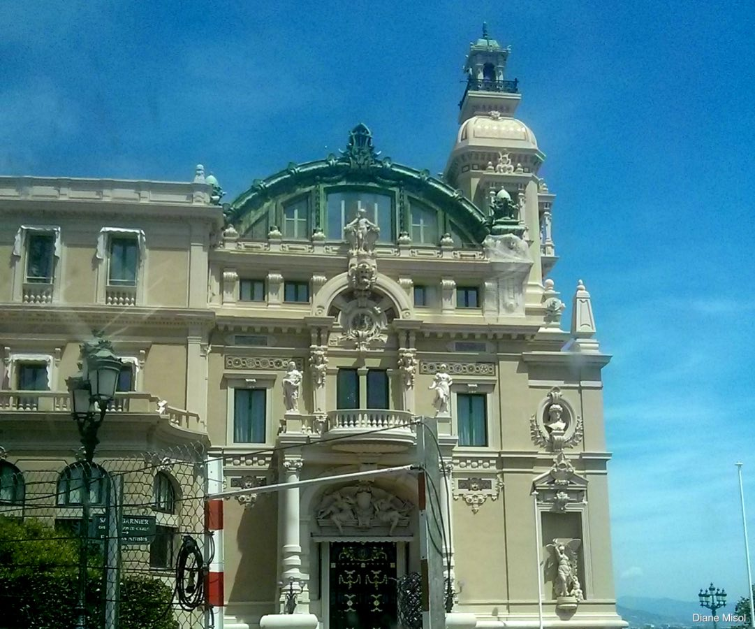 Architecturally Beautiful Building, Monte Carlo