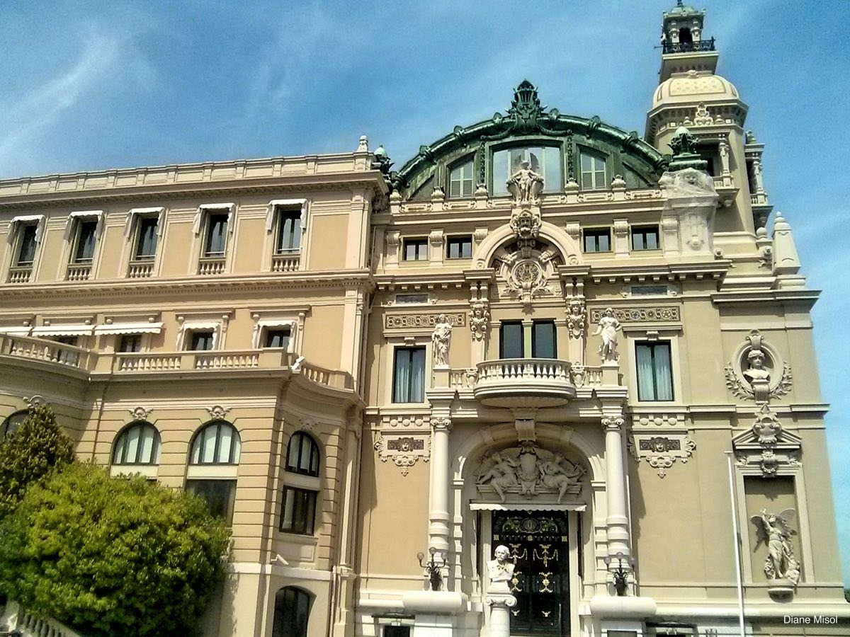 Beautiful Building, Monte Carlo