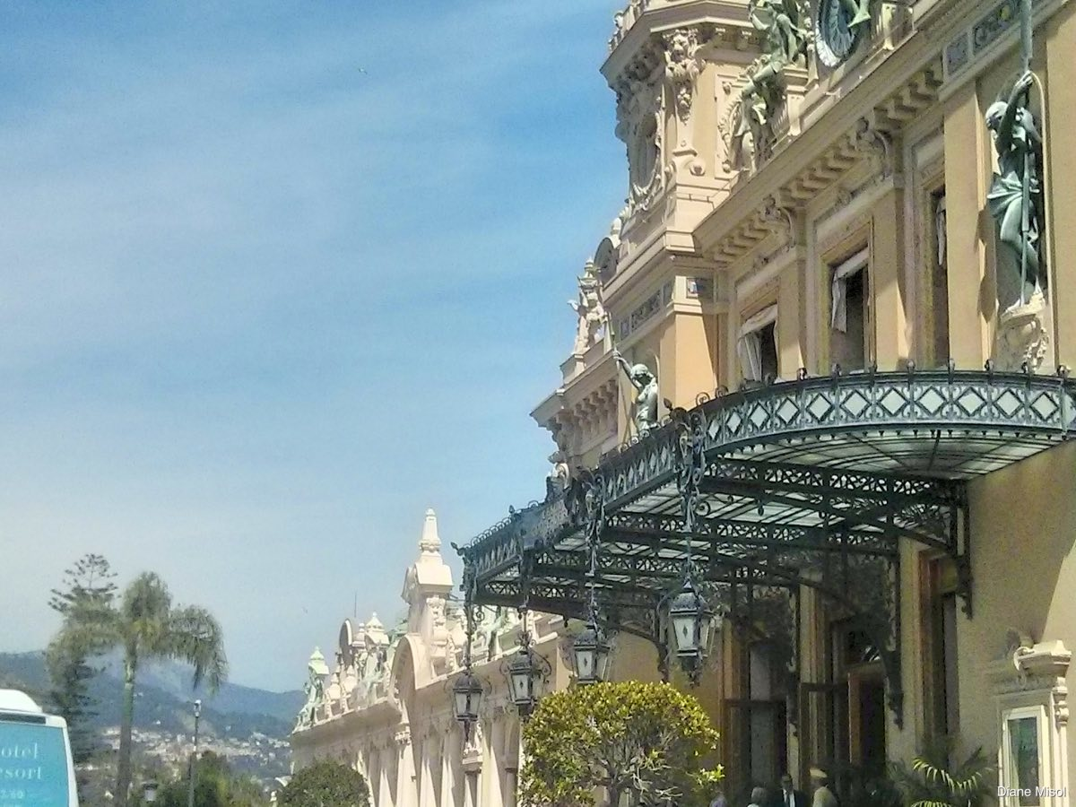 Monte Carlo Casino, Long View