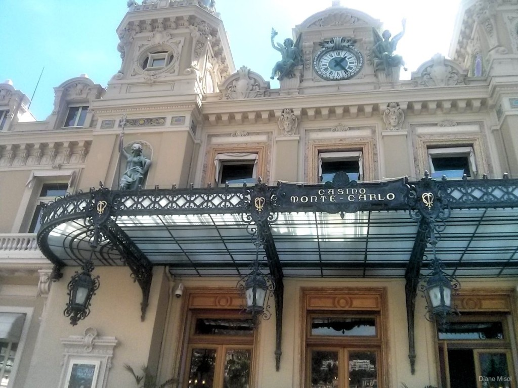 Casino Monte Carlo Entrance