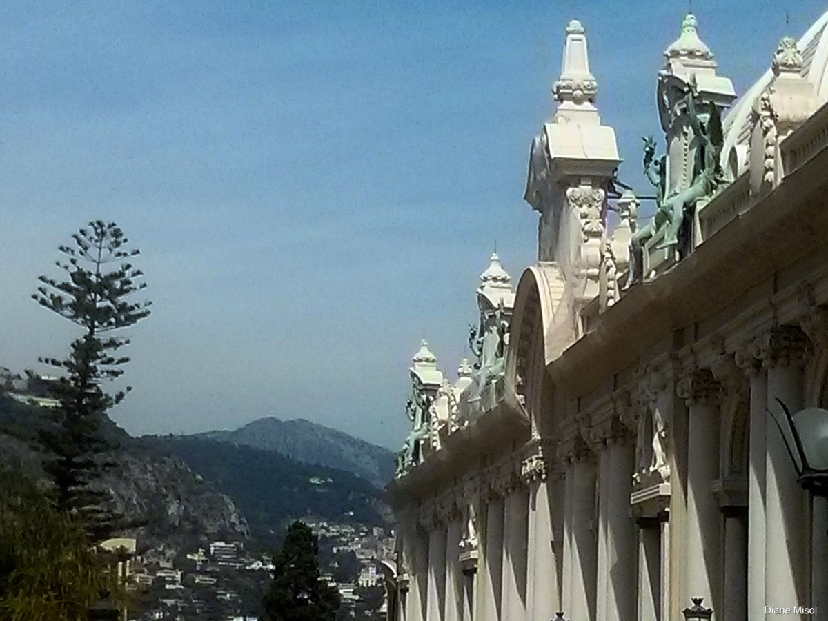 Casino, Mountain View, Monte Carlo