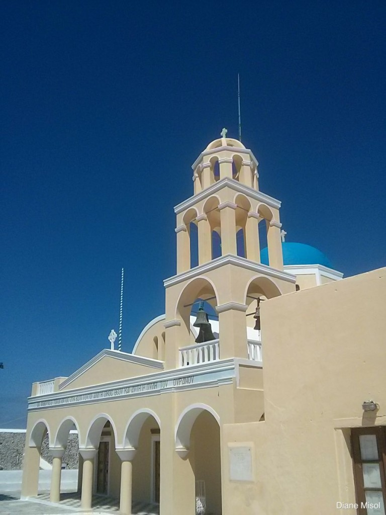 Church, Santorini, Greece