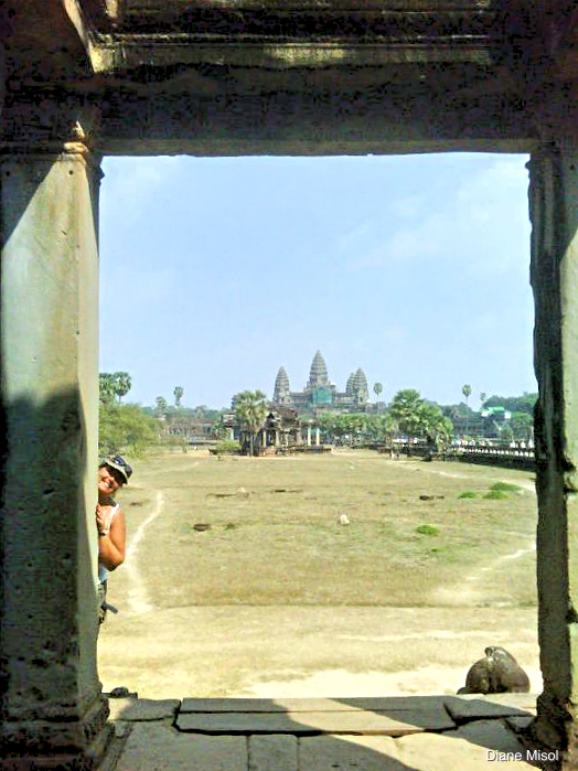 Distant Promises, Angkor Wat, Cambodia