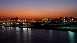 Dubai Port, Early Morning