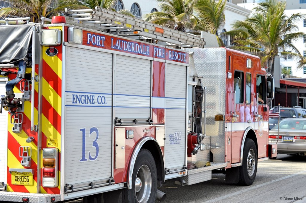 Fort Lauderdale Fire and Rescue Florida USA