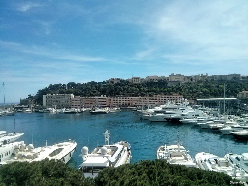 Harbour and Palace, Monte Carlo, Monaco
