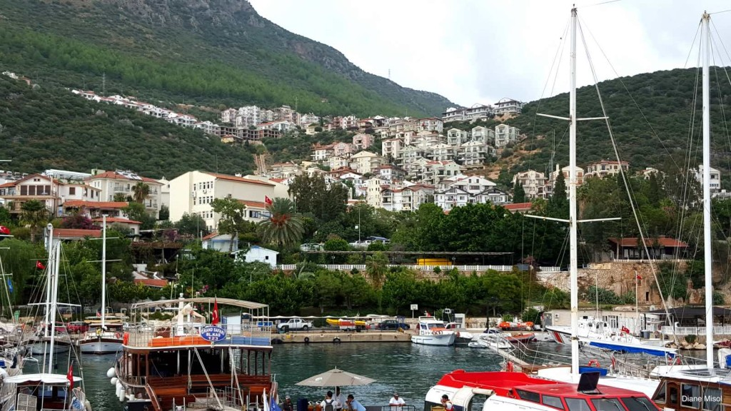 Port, Kas Turkey