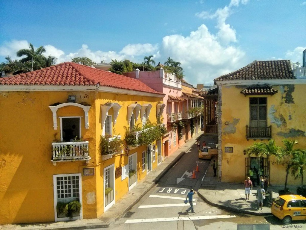 Old Town, Cartagena, Colombia