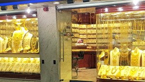 Shop Full of Gold in Dubai