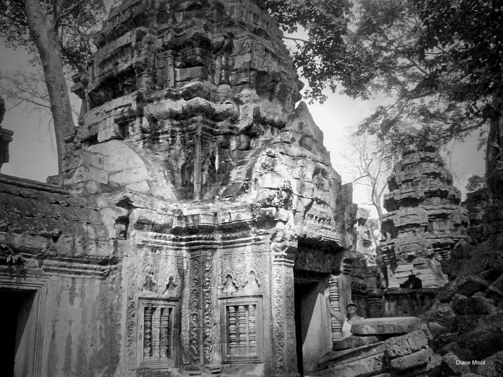 Siem Reap, Angkor Archaeological Park, Cambodia
