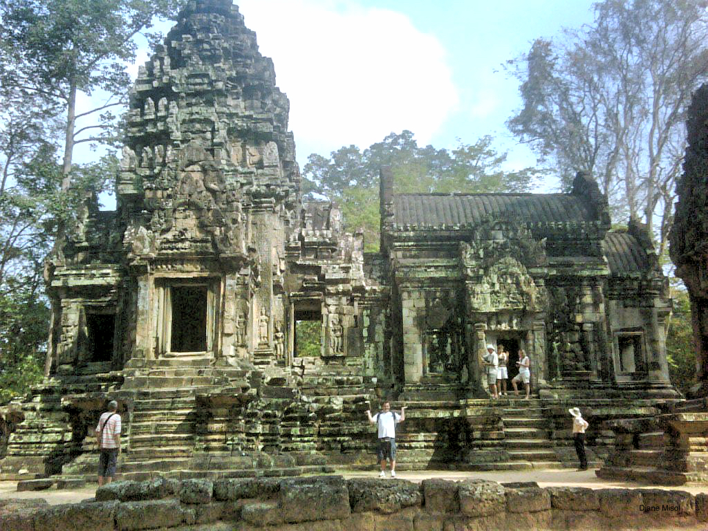 Thommanon Temple, Siem Reap