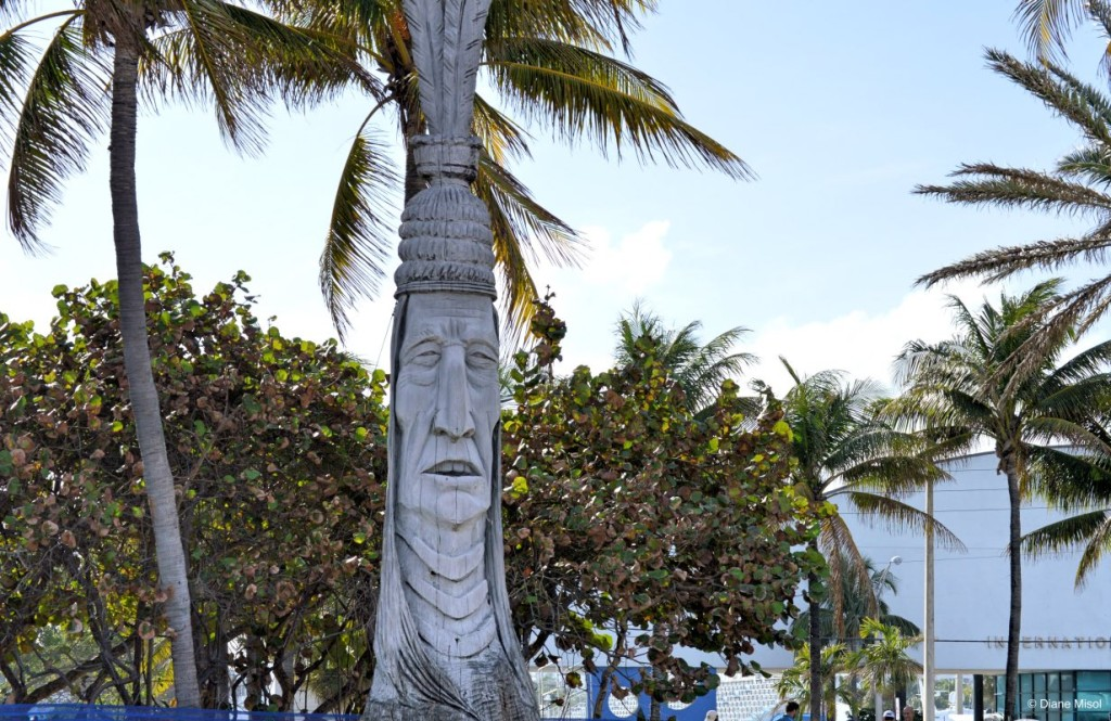 Trail of the Whispering Giants, A Peter Toth Sculpture, Fort Lauderdale, Florida