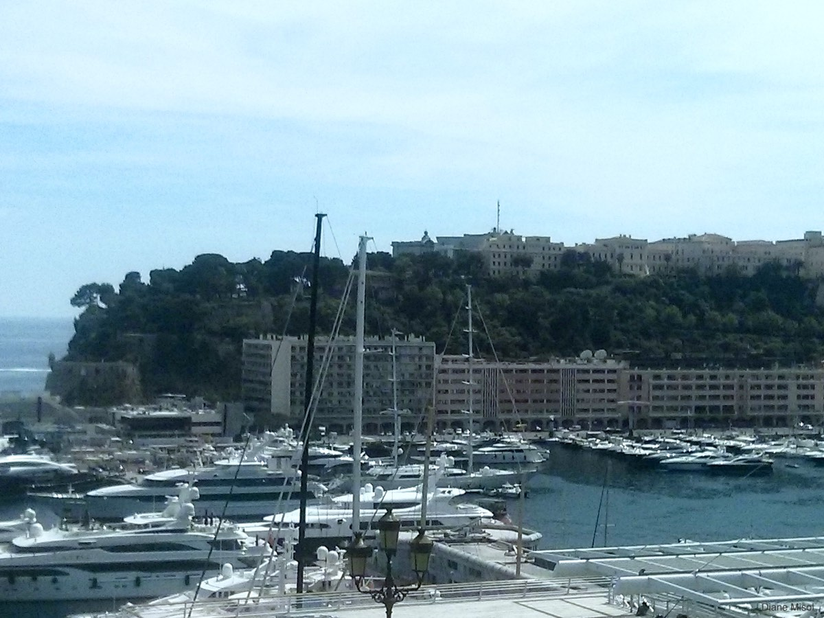 Yachts Harbour Monte Carlo