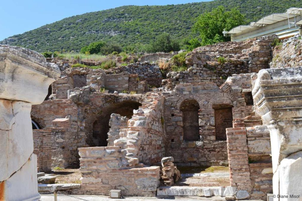 Ancient Ephesus Archaeology, Turkey