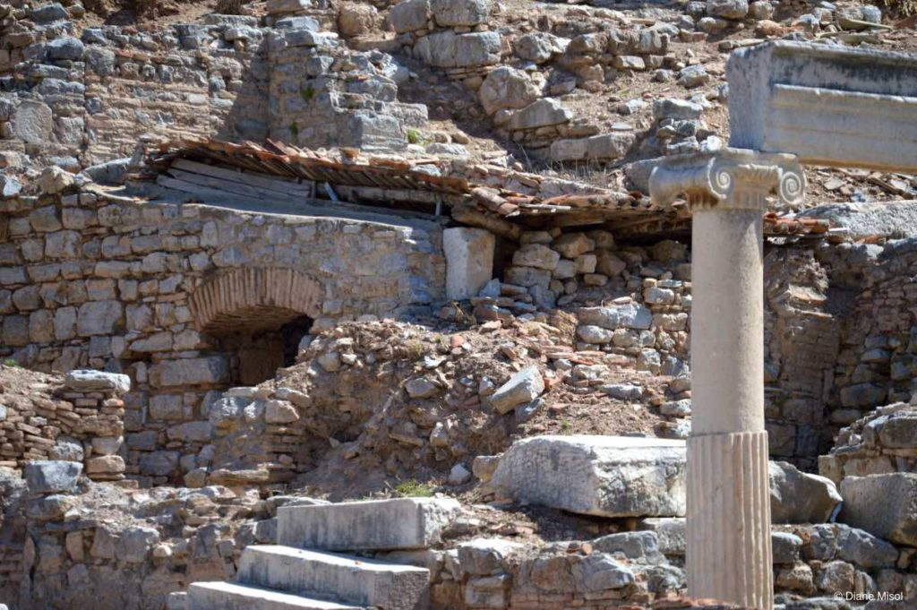 Archaeological Ruins of Ephesus, Turkey