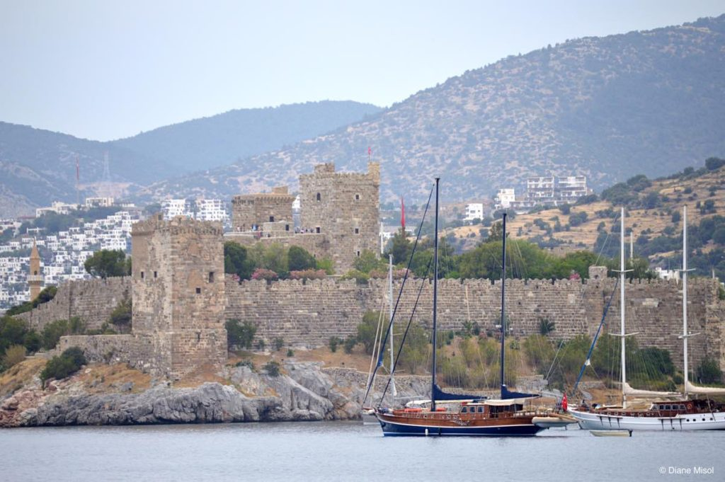 Castle of St. Peter. Bodrum, Turkey