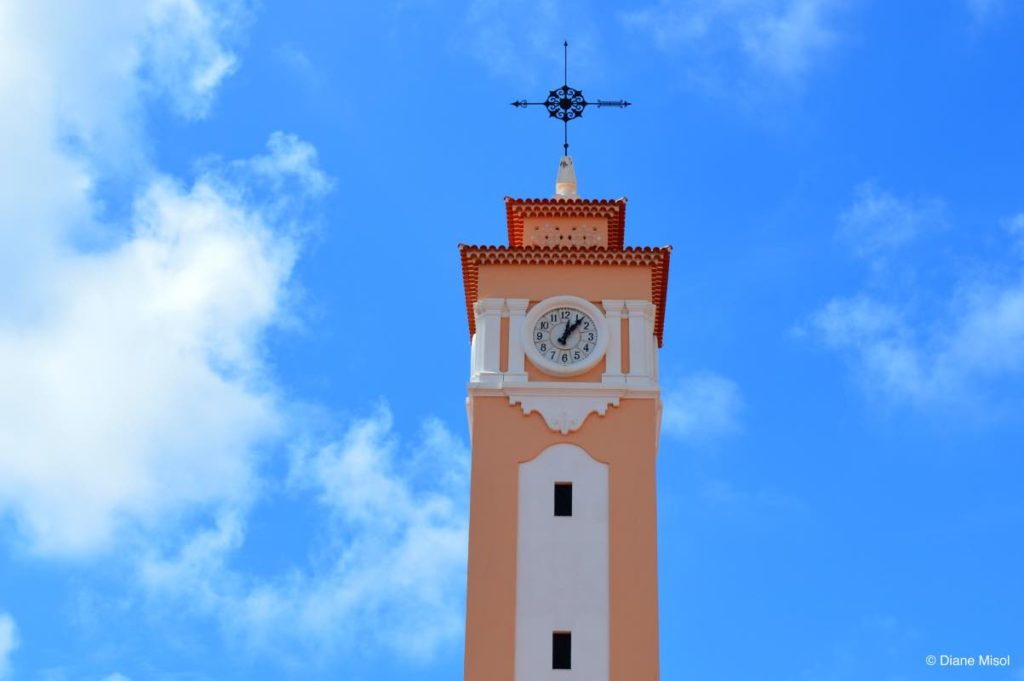 Clock Tower. Tenerife, Canary Islands