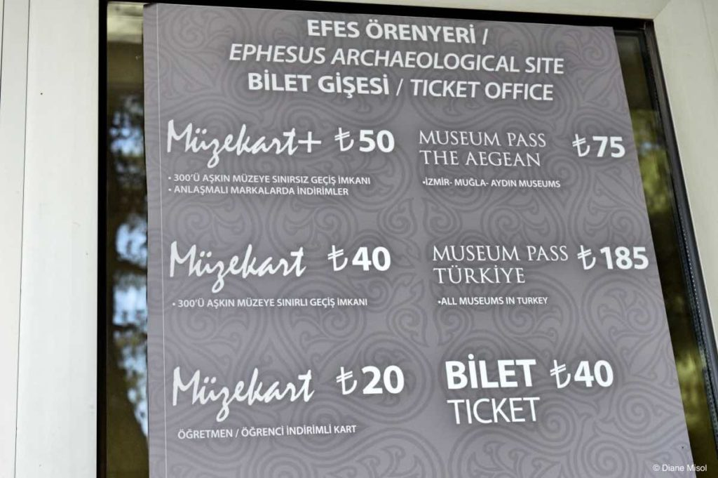 Ephesus Ticket Office