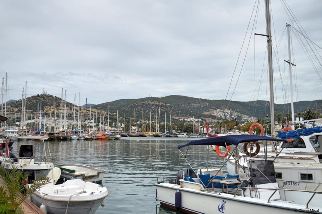 Harbour, Bodrum, Turkey