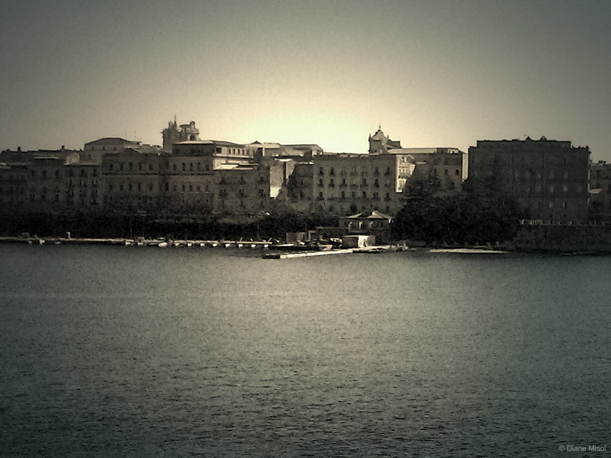 Waterfront, Syracuse, Italy