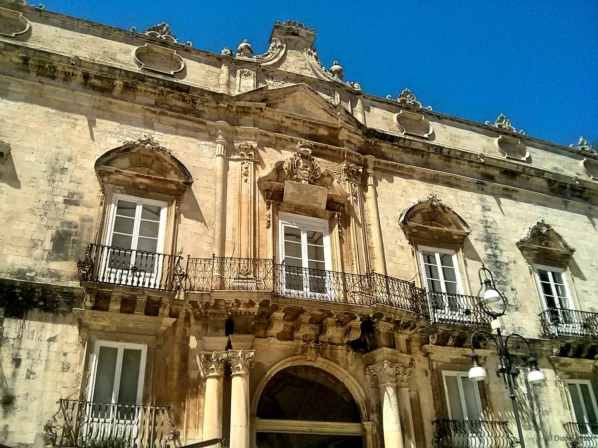 Baroque Architecture, Syracuse, Siracusa, Sicily, Italy