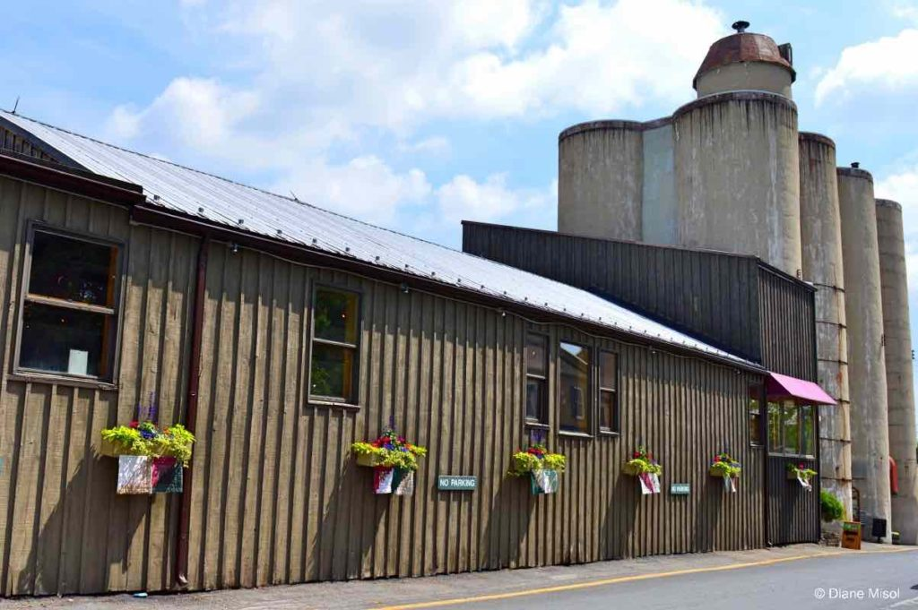 The Silos Shops. St. Jacobs, Ontario, Canada
