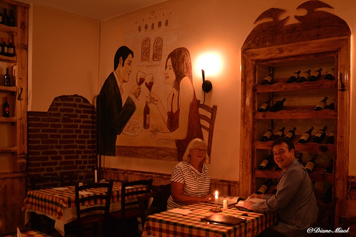 Review, Al Colosseo Italian Restaurant, Berlin