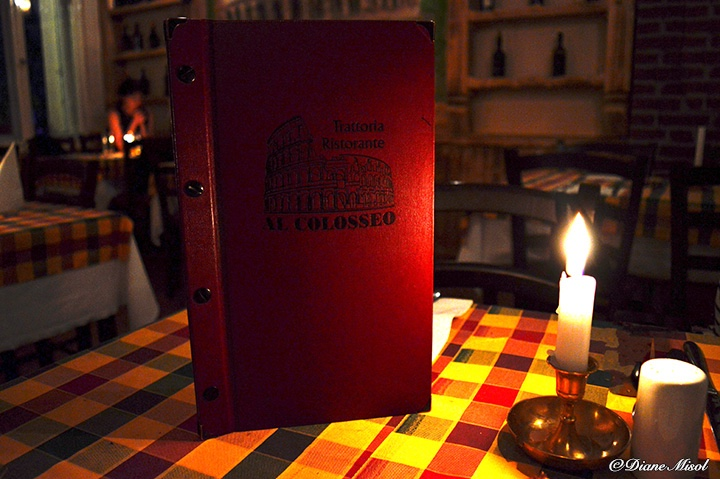 "Al Colosseo, Trattoria Restaurant in Berlin, A Review. From the Series ""Europe is Hot – Berlin is on Fire!!!"""