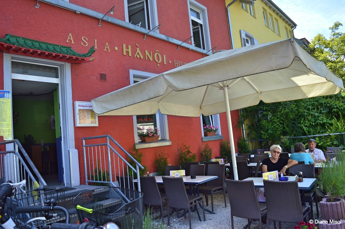 Hanoi Asian Bistro, Konstanz, Germany, Restaurant Review