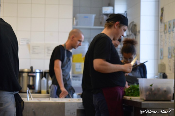 The Bowl, Fresh, Vegan Kitchen, Friedrichshain, Berlin