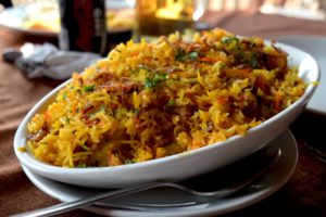 Biryani Chicken Rice India