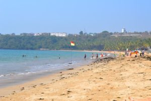 Bogmalo Beach - Goa, India