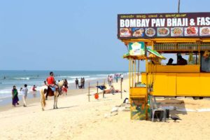 Panambur Beach - New Mangalore, India