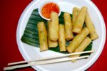 Spring Rolls, Singapore Hawker