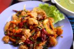 Thai Cashew Chicken - Singapore