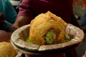 Vada - Mumbai Street Food, India