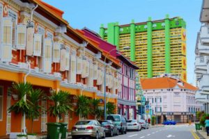 Chinatown, Colours of Singapore