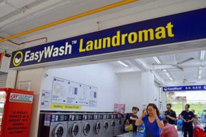 Easy Wash Laundromat - Chinatown, Singapore