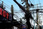 Electrical Wire Chaos - Phuket, Thailand
