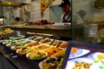 Food Stall at Tesco Lotus - Bangkok