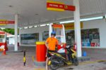 Fueling up - Langkawi Island