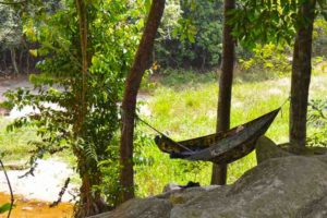 Local Napping in Hammock - Phu Quoc, Vietnam