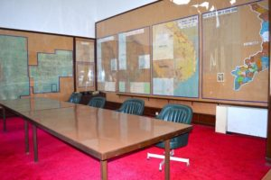 National Security Chamber - Reunification Palace, Ho Chi Minh
