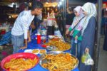 Night Food Market Stall - Langkawi